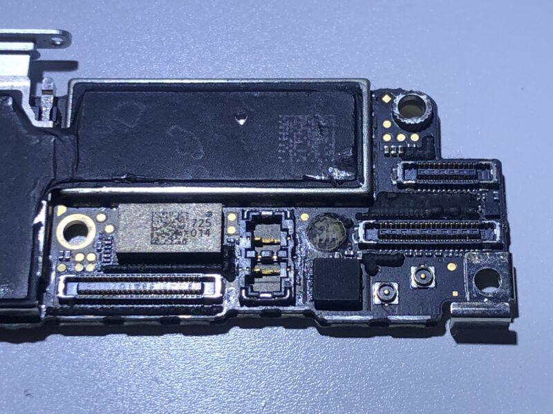 iPhone 7 brak dotyku ?