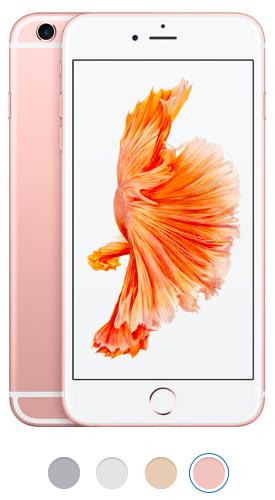 telefon iPhone 6s+
