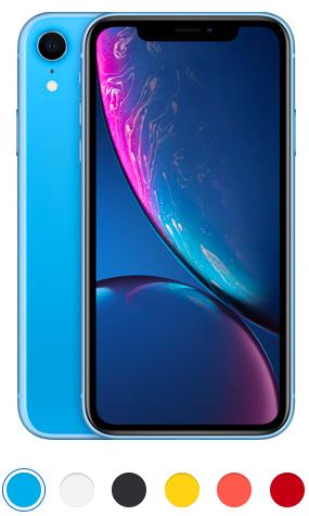 telefon iPhone XR