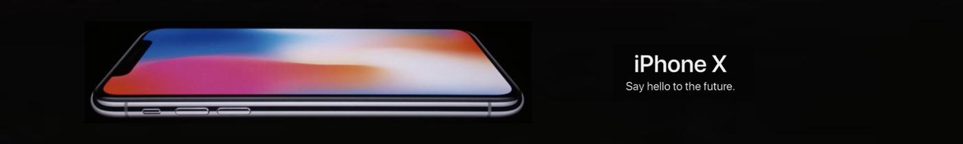 telefon iPhone X