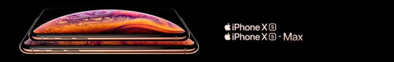 iPhone XS-Max baner
