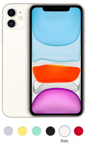 iPhone 11 biały
