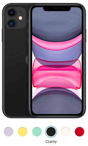 iPhone 11 czarny