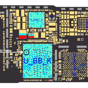 iPhone XR - schemat