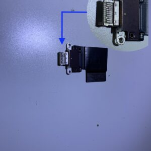 ipad pro 11 - uszkodzone złącze USB-C